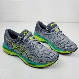 Like New- Asics size 10 athletic running shoes